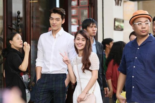 Phim ngắn của Song Ji Hyo – Kim Woo Bin ở Việt Nam và ...