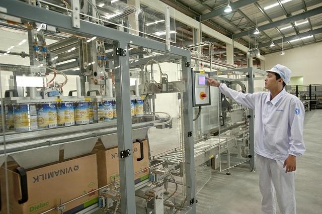 Vinamlik thuộc top 10 doanh nghiệp nộp thuế lớn nhất Việt Nam