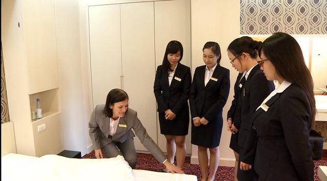 Làm việc trong tập đoàn khách sạn quốc tế - Cơ hội trong tầm tay bạn 1