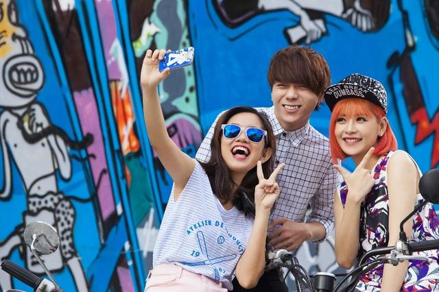 5 lý do giới trẻ nên chọn Galaxy V làm