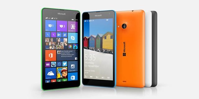 Lumia 535 bất ngờ được bán với giá 535.000 đồng