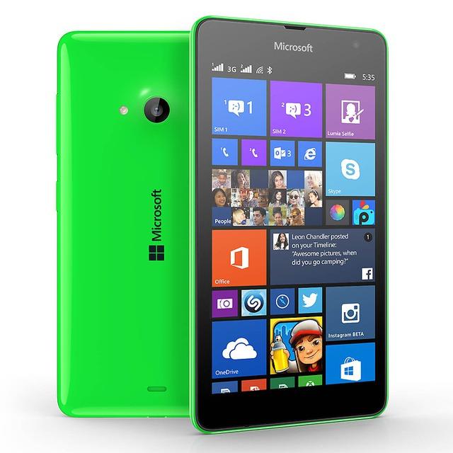 Lumia 535 bất ngờ được bán với giá 535.000 đồng 2