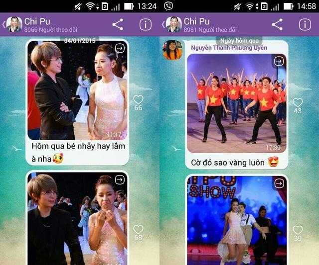 Giới trẻ hào hứng với Public Chats trên Viber 5.2 2