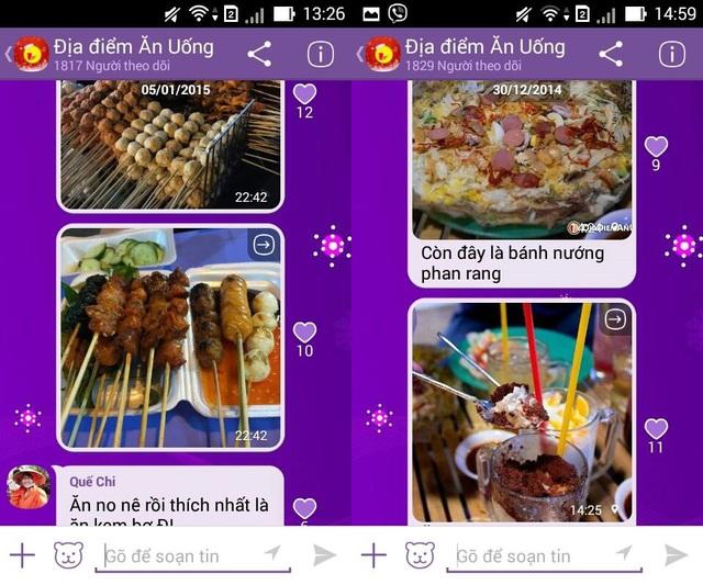 Giới trẻ hào hứng với Public Chats trên Viber 5.2 3