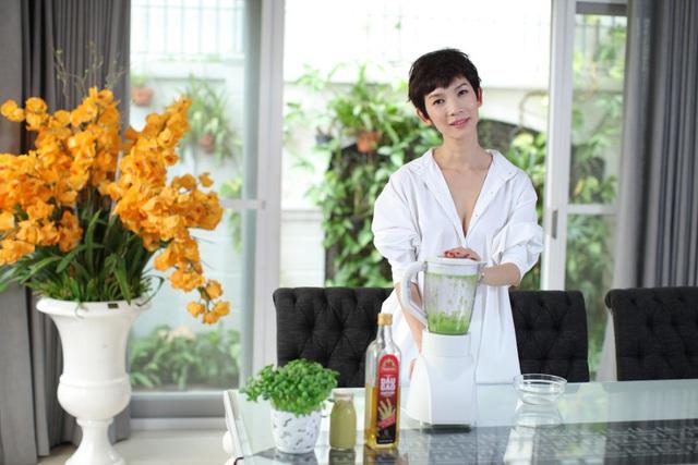 Làm đẹp siêu tiết kiệm theo phong cách sao Việt 1
