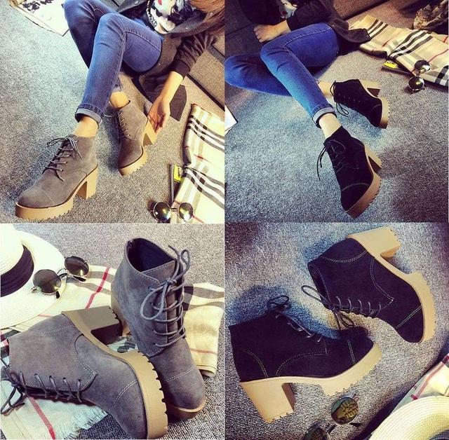 Những xu hướng giày thu hút giới trẻ năm 2015 2