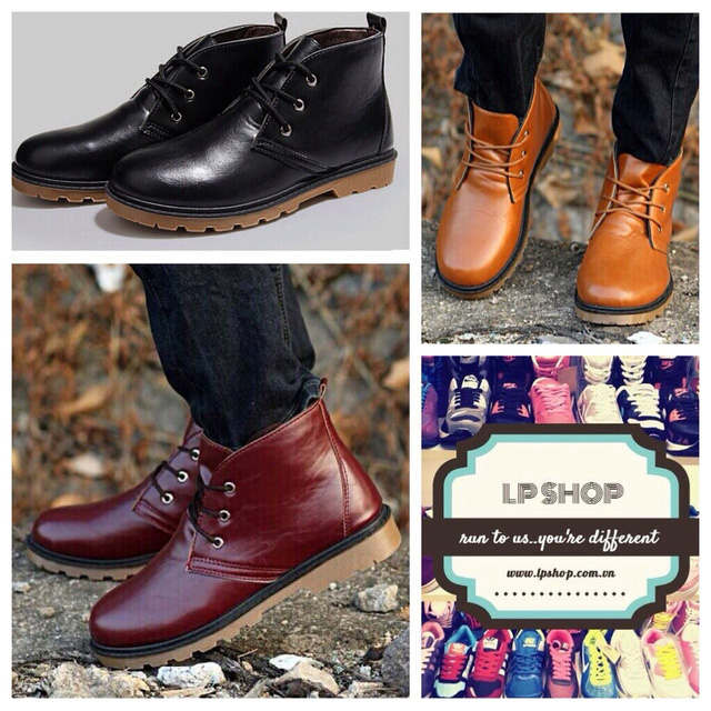 Những xu hướng giày thu hút giới trẻ năm 2015 3