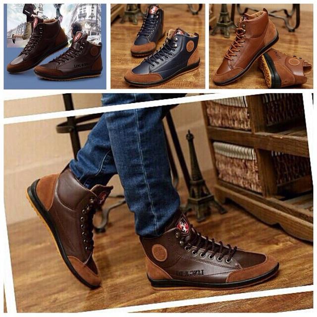 Những xu hướng giày thu hút giới trẻ năm 2015 4