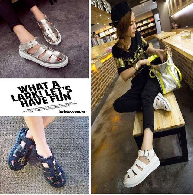 Những xu hướng giày thu hút giới trẻ năm 2015 9