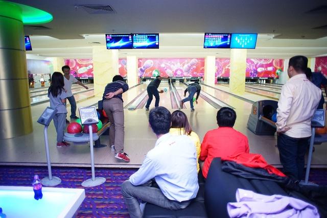 Khám phá Heroworld – Khu Bowling hiện đại hấp dẫn giới trẻ Hà thành