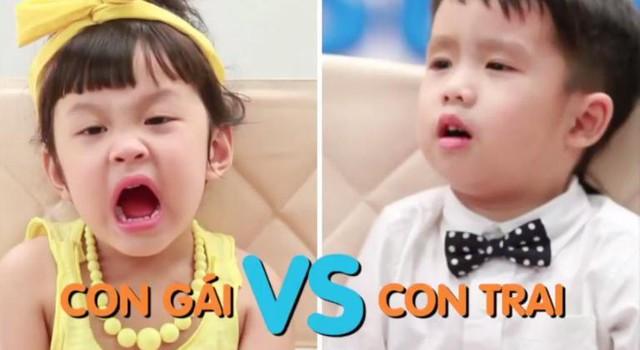 """Cuộc tranh cãi """"nảy lửa"""" giữa con MC Diệp Chi và Ốc Thanh Vân 2"""