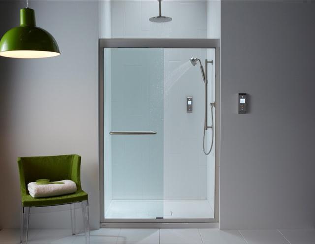 Phòng tắm tuyệt vời với những thiết bị hiện đại