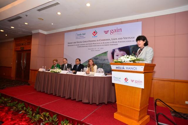 Báo động tình trạng suy dinh dưỡng thấp còi ở trẻ em Việt 3