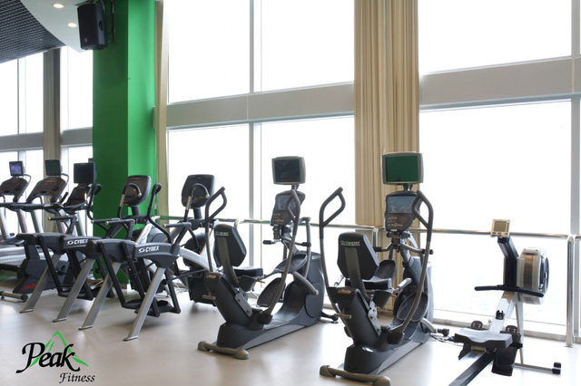 Peak Fitness Hà Nội ưu đãi tới 50% cho thành viên mua thẻ tập 1