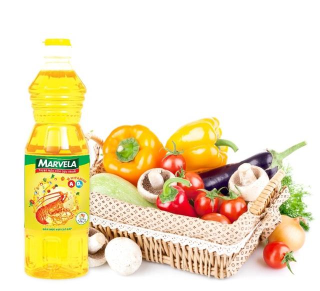 Sử dụng dầu ăn hợp lý để chăm sóc tốt sức khỏe gia đình 3