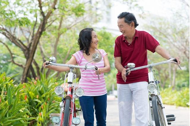 Quà tặng sức khỏe - món quà quý giá cho cha mẹ 2