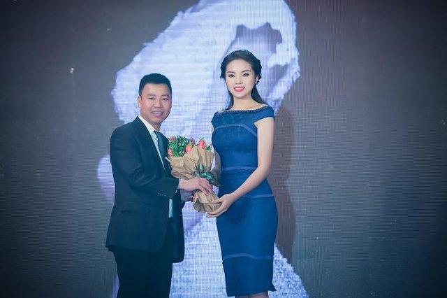 Tổng kết năm 2014 của Hoa hậu Kỳ Duyên 7
