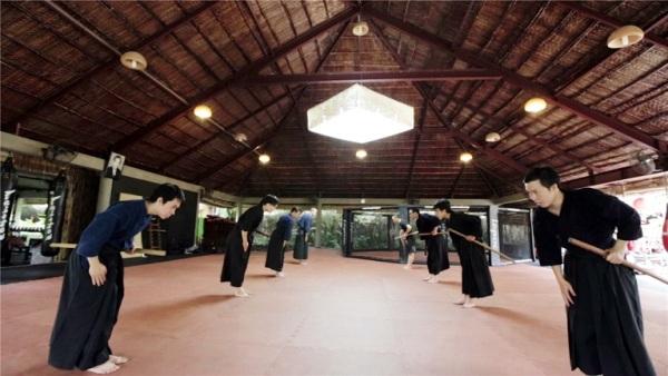 Kiếm đạo Katori: Di sản văn hóa Nhật Bản 3
