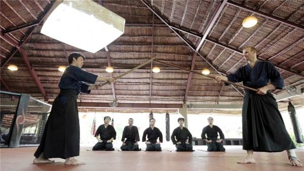 Kiếm đạo Katori: Di sản văn hóa Nhật Bản 5