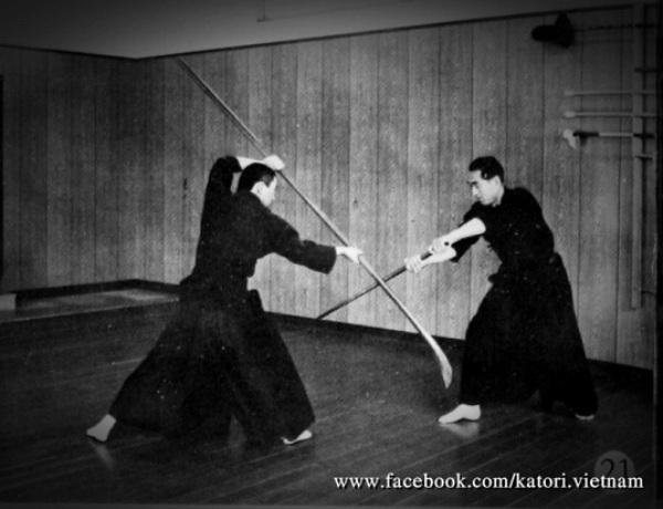 Kiếm đạo Katori: Di sản văn hóa Nhật Bản 2