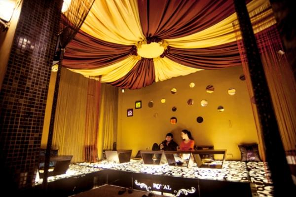 """Chấm điểm """"10"""" quán cà phê đẹp tại Hà Nội: Royal Coffee 6"""