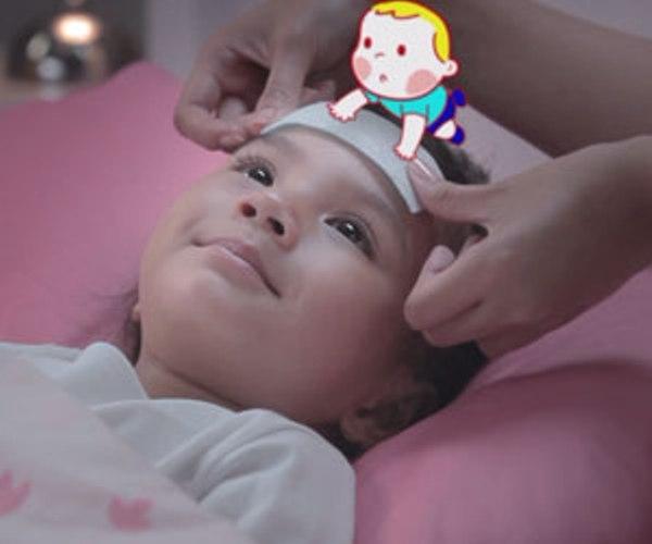 Trẻ bị sốt: Mẹ cần làm gì? 1