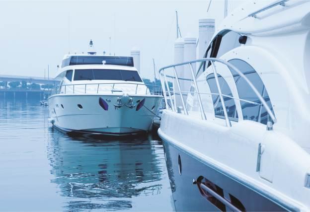 Bến du thuyền Blue Sapphire Resort