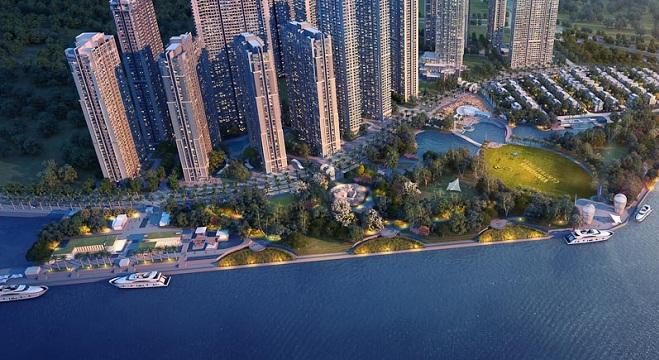 Ra mắt hai tòa căn hộ đầu tiên của quần thể The Park