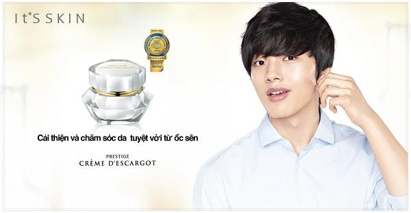 100% nhận quà tặng khai trương showroom It's skin 188 Kim Mã