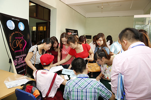 Hải Phòng tưng bừng khai mạc vòng sơ khảo VMU 2014
