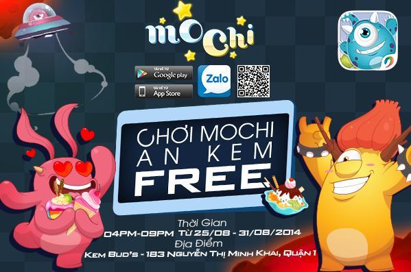 Mochi vui đón trung thu với chuỗi sự kiện tại CGV và nhà hàng kem Bud
