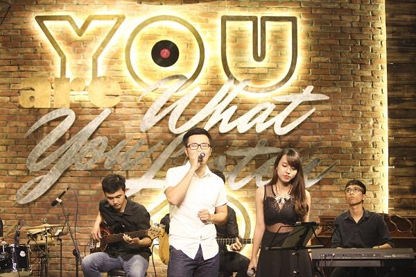 Các chương trình âm nhạc thu hút giới trẻ tại Typograf