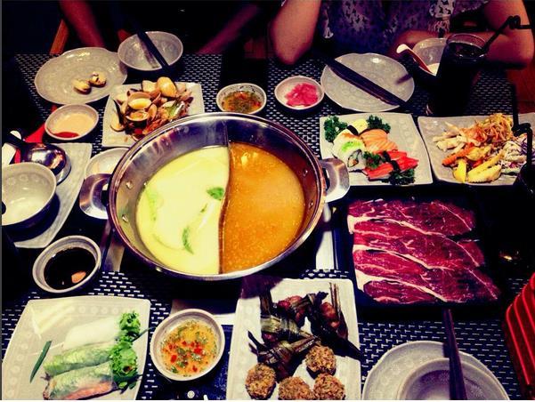 """5 bí kíp """"ăn thả ga"""" buffet lẩu tại Vincom Nguyễn Chí Thanh - Ảnh 5."""
