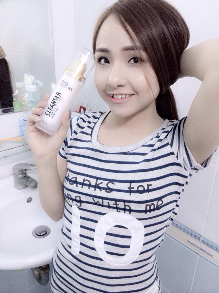 Gợi ý cách rửa mặt giúp làn da trắng đẹp, giảm mụn nám - Ảnh 3.