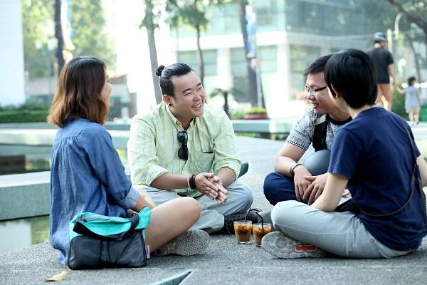 Sài Gòn và những người trẻ dậy sớm - Ảnh 6.