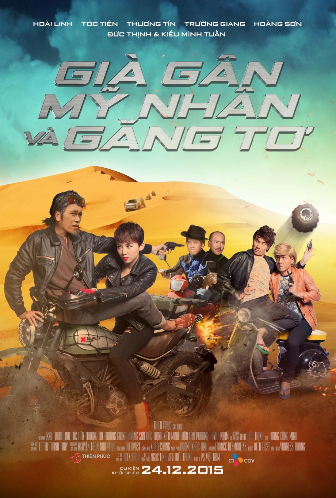 Những phim Việt đang làm mưa làm gió phòng vé tháng 1 - Ảnh 1.