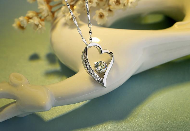 Quà tặng trang sức bạc lên ngôi dịp Vanlentine - Ảnh 6.