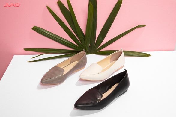 Giày lười đã trở thành một phần phong cách