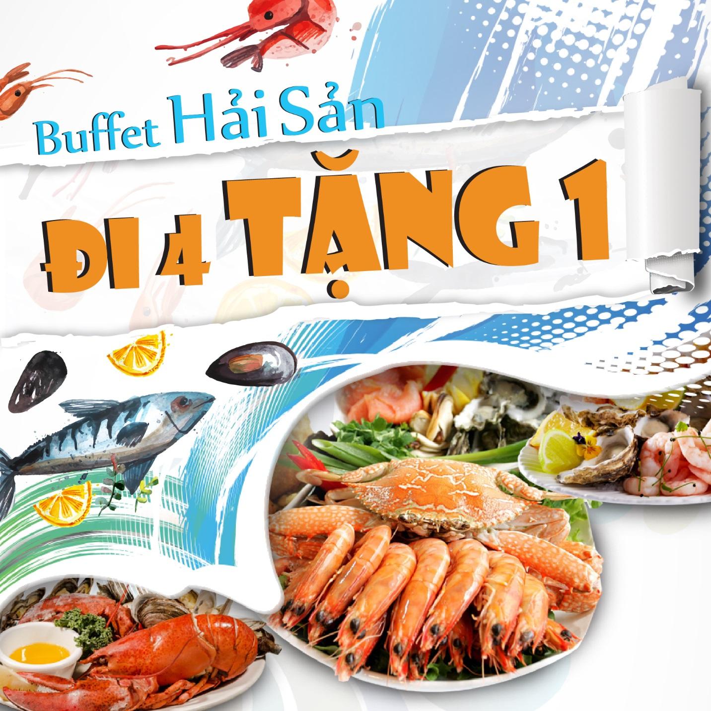 Giải mã cơn sốt buffet hải sản 4 chất chỉ có ở nhà hàng Lã Vọng - Ảnh 1.