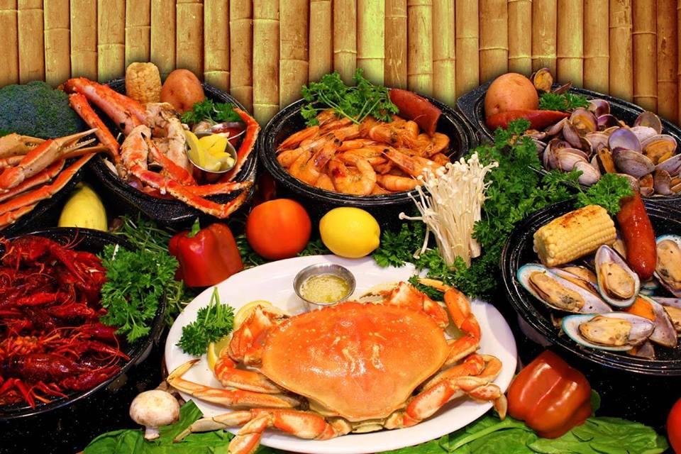 Giải mã cơn sốt buffet hải sản 4 chất chỉ có ở nhà hàng Lã Vọng - Ảnh 2.