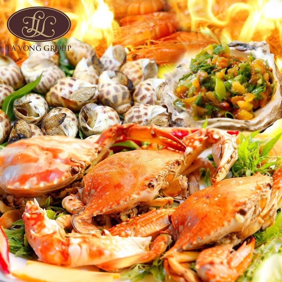 Giải mã cơn sốt buffet hải sản 4 chất chỉ có ở nhà hàng Lã Vọng - Ảnh 3.
