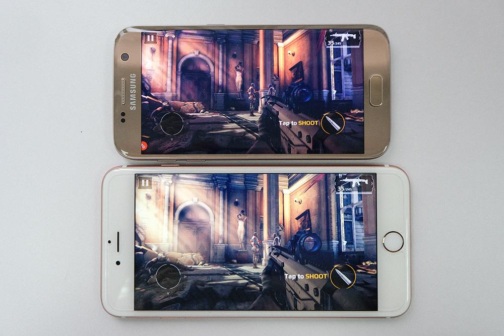 """Ưu điểm gì giúp Samsung Galaxy S7 """"hạ gục"""" iPhone 6s? - Ảnh 6."""