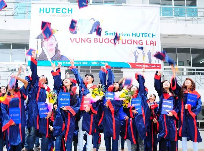 Đa dạng cơ hội liên thông Đại học năm 2016 tại HUTECH - Ảnh 3.