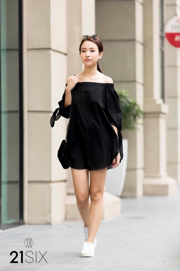 Thanh Vân Hugo khoe style gợi cảm, cá tính thu hút mọi ánh nhìn - Ảnh 3.
