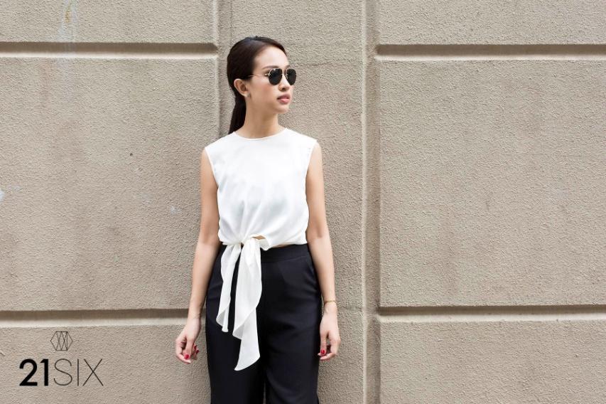 Thanh Vân Hugo khoe style gợi cảm, cá tính thu hút mọi ánh nhìn - Ảnh 8.