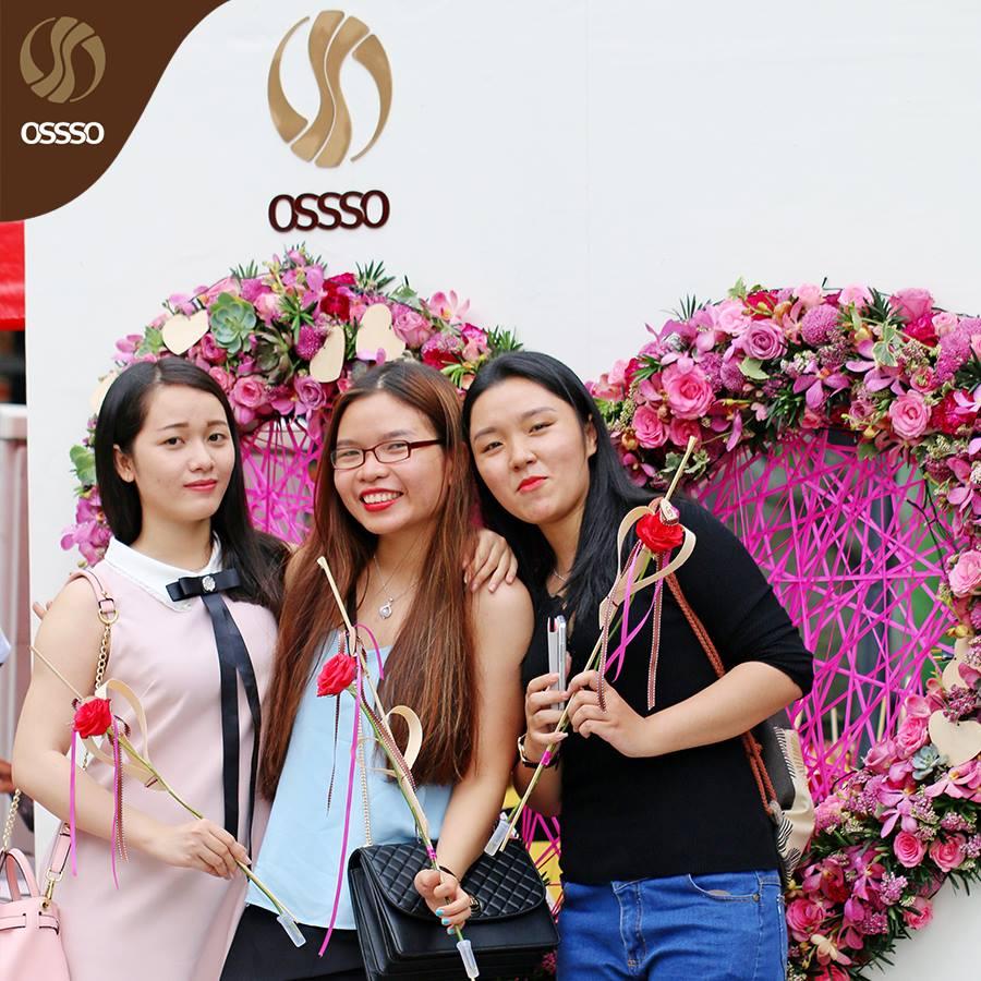 Selfie và Check in ngay tại thiên đường nghệ thuật hoa OSSSO Floral Art Solutions - Ảnh 2.
