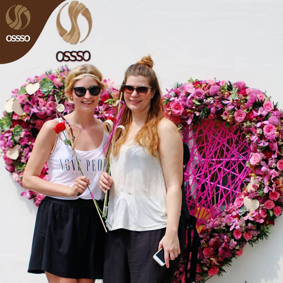 Selfie và Check in ngay tại thiên đường nghệ thuật hoa OSSSO Floral Art Solutions - Ảnh 3.