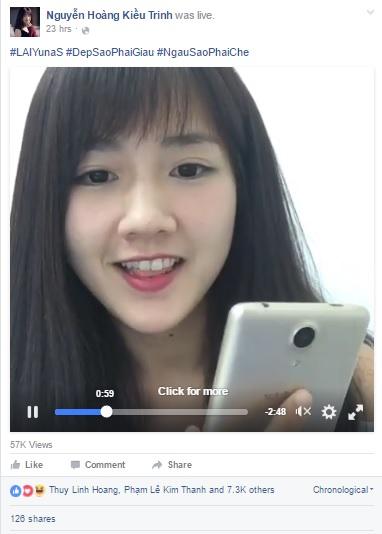 """Hot girl """"trà sữa"""" Kiều Trinh tiết lộ bí quyết """"selfie"""" nghìn like - Ảnh 1."""