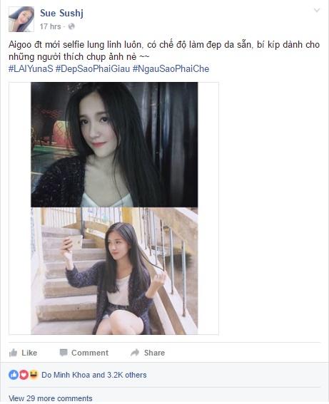 """Hot girl """"trà sữa"""" Kiều Trinh tiết lộ bí quyết """"selfie"""" nghìn like - Ảnh 4."""