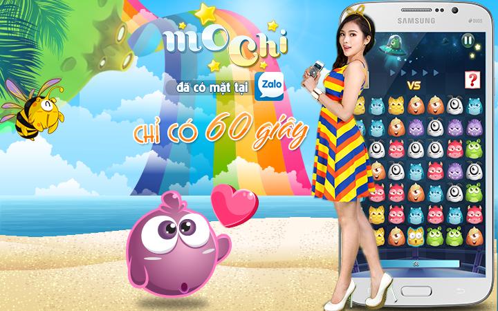 Mochi - trò chơi gây sốt trên iPhone, Android